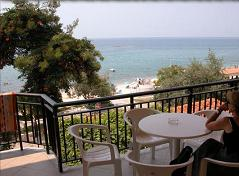 Thassos, Akti Hotel.