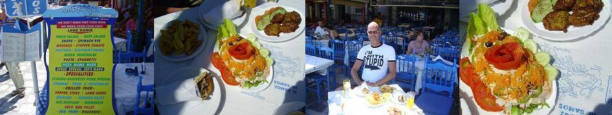 Samos restaurants