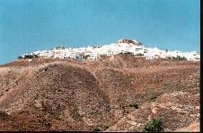 Anafi Chora