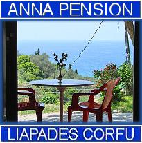 Anna Pension Corfu