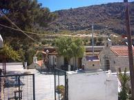 Het Agios Yoannis Theologos klooster.