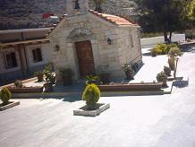 Een van de kerken.