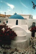 kerk in de  kastro