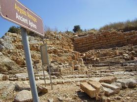 Aptera, Crete, Kreta.