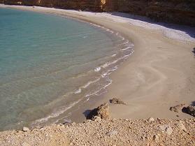 Asprolithos Beach, southeast Crete