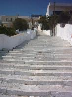 Trappen in Ano Syros
