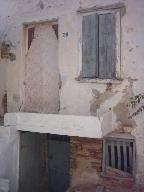 Oud huis in Ano Syros