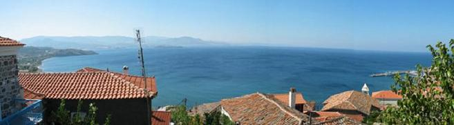 Captains View Molyvos Lesbos