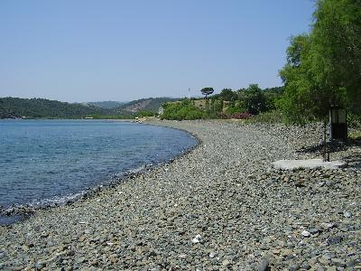 Charamida Beach Lesbos