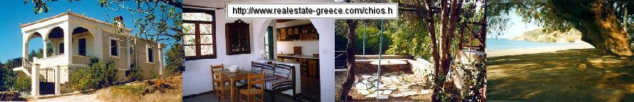 Chios real estate
