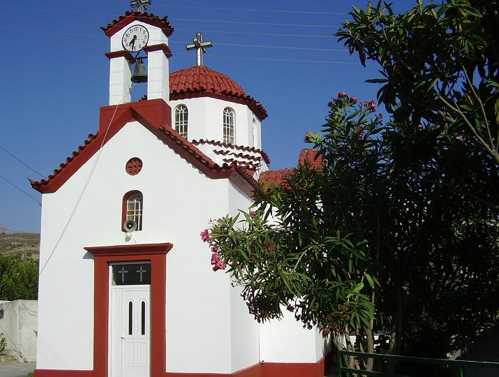Church of Chondras