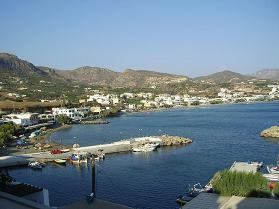 Makrigialos, zuidoost Kreta
