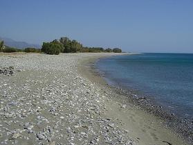 Dermatos Beach, Crete