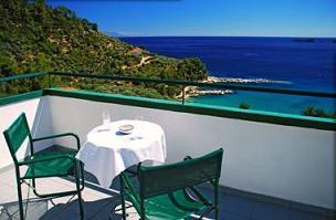 Thassos, Dionysos Hotel