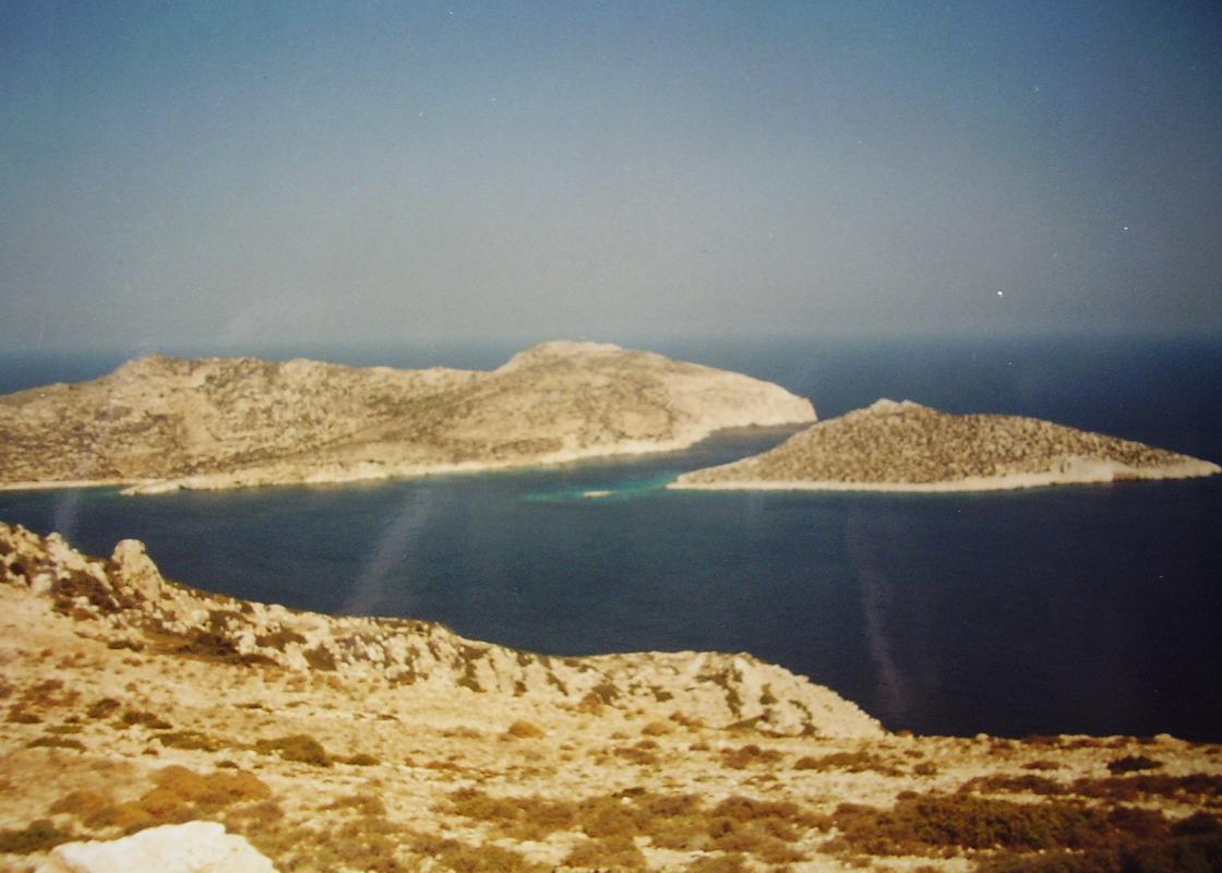 Skoulonissi eiland