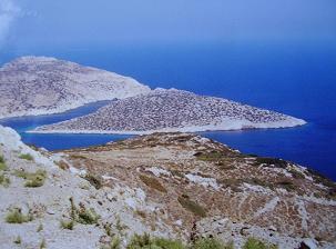 Skoulonissi eiland voor Donoussa
