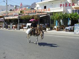 Elounda Michalakis Restaurant, Kreta.