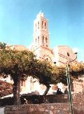 Kerk in Ermoupolis