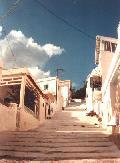 De onvermijdelijke trappen in Ermoupolis