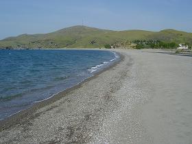 Faneromeni Beach Lesbos