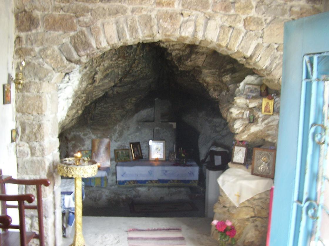 faneromeni Lesbos