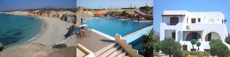 Faros Apartments in Naxos