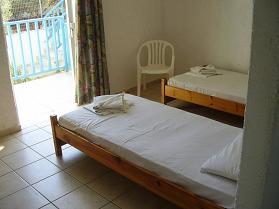 Garden Apartments in Analipsi.