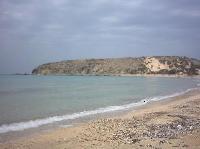 Sarokiniko strand op Gavdos