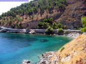 Gefyra Beach Kalymnos