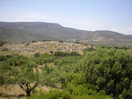 Gournia, Crete, Kreta