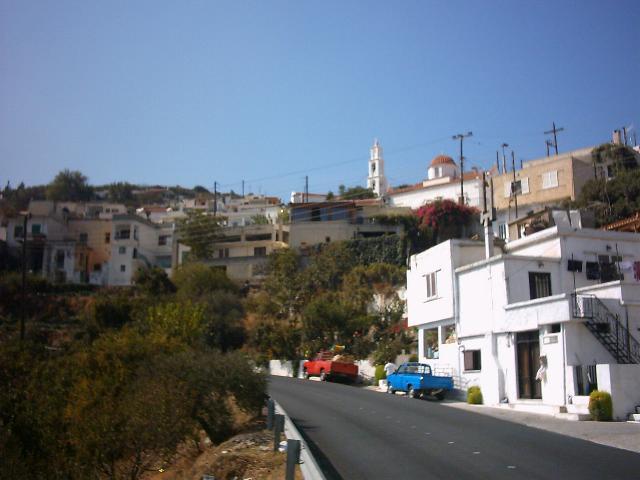 Het dorp Hamezi