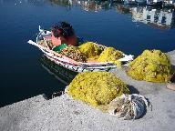 Skala Kallonis haven