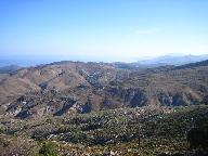 Het ruwe westen van Lesbos