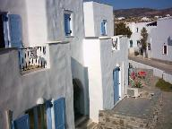 Ikia Studios and apartments Paros