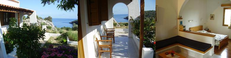 Ioannas Studios in Samos