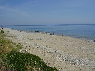 Agios Isidoris Beach, Lesbos
