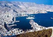 Kalymnos port