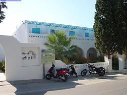 Kalymnos hotel Elies