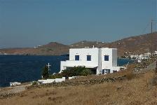 Anna's Rooms on Stavros beach