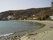 Kardiani beach