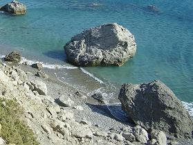 Listis beach, Kreta