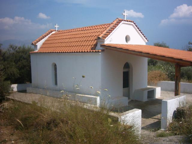 Kerk in Kato Poulia