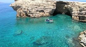 Koufonissia coastline