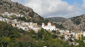 Kritsa, Kreta, Crete.