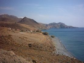 Lendas, Crete, Kreta