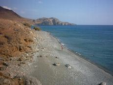 Lendas, Crete, Kreta.