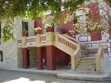 Leros, hotel Archontiko Angelou