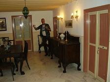 Samos, hotel Archontiko Angelou