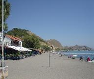 Lesbos, Skala Eressos Beach