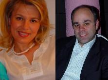 Nikolas en Mariana van Villa La Passione